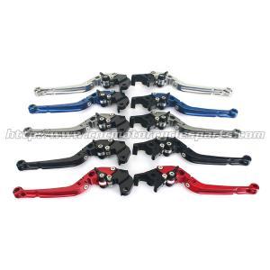 Buy cheap Aluminum Long Folding Motorcycle Brake Parts Suzuki GSX250R ISO9001:2008 from wholesalers