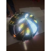 Quality HD Full Color Led Video Display Panels SMD Indoor 0.8m Diameter P4 2 Years for sale