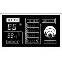 Buy cheap Humidity Controller With black LCD Display from wholesalers