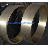 Cheap forged and rolled copper rings wholesale