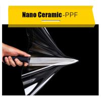 China High Gloss Good Stain Penetration Resistant Full Car Paint Protection Film on sale