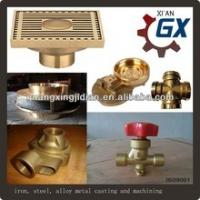 Cheap OEM High Precision Bronze Equal Tee Casting wholesale