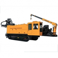 Cheap Dth Hole Digging 9.6m 127mm Borehole Drill Rigs wholesale