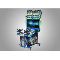 Cheap Last Rebellion Arcade Shooting Machine With Exciting Stages 450W wholesale