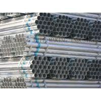 Cheap Round Seamless Steel Tube , DIN 2391 Galvanized Annealed Cold Drawn Steel Pipe wholesale