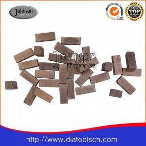 Cheap Johnson Tools Stone Cutting Tools Diamond Segments 300-3500mm wholesale