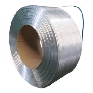 Cheap White Aluminum Tubing 3001 Bending 180 Degree By Radius No Visible Crack wholesale