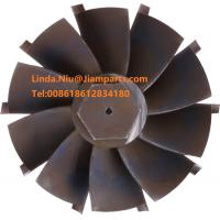 China Caterpillar C15 Industrial Generator Set GTA5008 Turbo 750525-0020 2842711 Turbo Turbine Wheel on sale