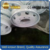 Cheap stainless stell wheel rims for  truck wholesale