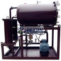 China Diesel Fuel Oil Filtration System With Coalescense Separation Water Removal on sale