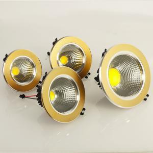 Cheap 2013 Best 5W/7W/9W/12W Newest High Brightness Cool White/Warm White COB LED Ceiling Light wholesale