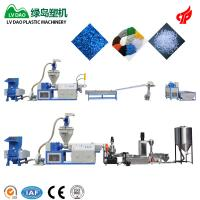 Cheap Dry And Clean Pe Film Plastic Waste Shredder Automatic Grade 100 - 120kg/H Output wholesale