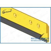 Cemented Tungsten Carbide Plow Blade For Truck Sweeper Plough Cutter