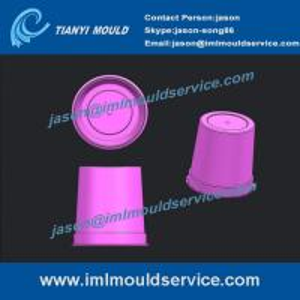 Cheap 2 cavities thin wall injection mold, thin wall injection mould provider,thin wall moulding wholesale