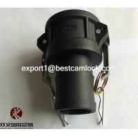 PP bspp thread and VITON seal  cam & grooved camlock Rapidly couplings used very easily