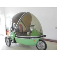 Cheap 200kgs load Top quality full closed three wheels tricycle wholesale