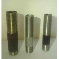 Cheap black long screwed steel pipe nipples with Russian standard wholesale