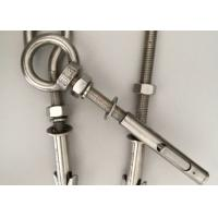 Cheap Hardware Fasteners All- Powerful  Anchor Bolts With White Zinc Plated wholesale