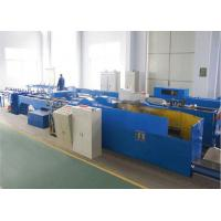 Cheap 3 Roller Steel Pipe Rolling Machine For Non Ferrous Metals / Carbon Steel Tube wholesale