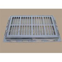Cheap China Professional Ductile Iron EN124 Channel Gully Grating Manufacturer wholesale
