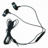 Cheap 100mW Earphone for Apple's iPhone, wholesale