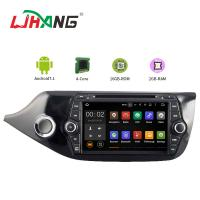 Cheap 7 Inch Car Stereo That Works With Android , KIA CEED Bluetooth DVD Player For Car wholesale