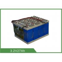 Cheap Pollution - Free Lifepo4 Prismatic Battery , Solar Battery Lithium Iron Phosphate wholesale