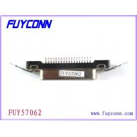 Cheap 180 Degree Straight PCB Mounting 36 Pin Centronic Female Connector For Printer wholesale