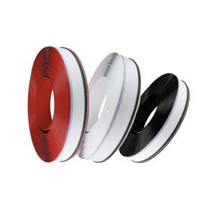 Cheap Acrylic 50 Meters Red Color Anodized Channel Aluminum Trim Coil wholesale