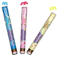 Buy cheap Paper 9505900000 30cm OEM Party Confetti Cannon from wholesalers