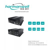 Quality 4ch 720P AHD Mobile Digital Recorder for sale