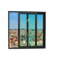 AS2047 AS2208 AS1288 Certificated Aluminum Powder Coating sliding Window