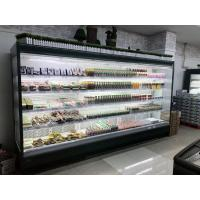 Meat Dairy Open Display Fridge , Multideck Open Chiller With Remote Compressor