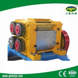 Double Roller Press Machine