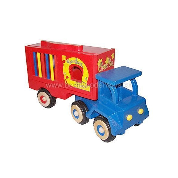 Wooden Truck toy, children's trucks of vvbestwoodentoy