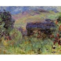 Cheap Impressionist(3830) The_House_Seen_through_the_Roses wholesale