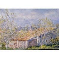 Cheap Impressionist(3830) Gardener-s_House_at_Antibes wholesale