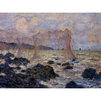 Cheap Impressionist(3830) Fishing_Nets_at_Pourville wholesale