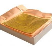 China METAL LEAF Without Interpaper Imitate Gold on sale