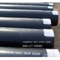Cheap Hot finish seamless steel pipe wholesale