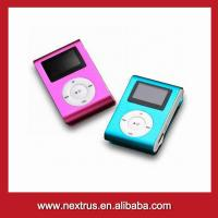 Cheap MP3 PLAYER MP3 Digital Player with OLED Screen (NR-MP305) wholesale
