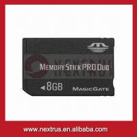 Buy cheap MEMORY CARD HOTTEST PRODUCT! 8GB MSPD (NR-Memory Stick) from wholesalers