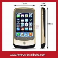 Buy cheap MOBILE PHONE W3000 WIFI Mobile Phone With TV+JAVA (NR-W3000) from wholesalers