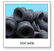 Cheap Iron wire wholesale