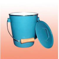 ENAMEL DISHWARE Product  ICE PAIL  Product Model:A-1397-1  Product Intro