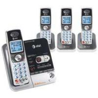 Cheap AT&T See details AT&T TL72408 5.8 GHz Four Handset Cordless Telephone with Answering System and Caller ID wholesale