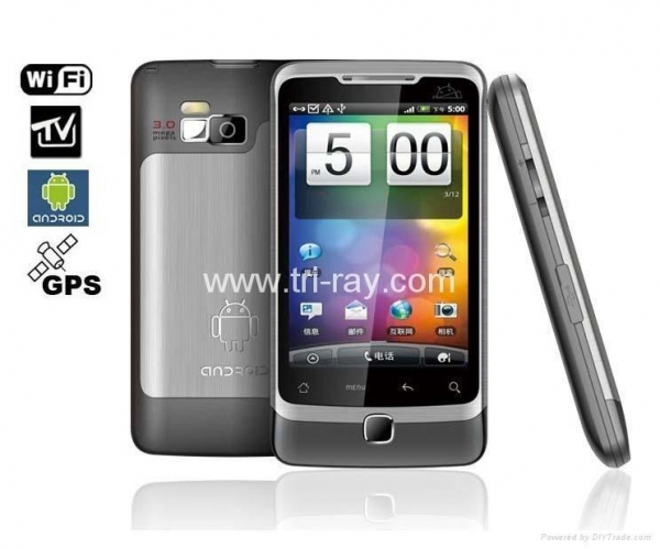 Star A5000 Android 2.2 Smart Phone GPS WIFI TV Phone with 3.5 Inch ...