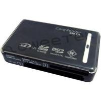 Card Reader - 60 in 1 (SD(7in1)/MS(3in1)/MicroSD/xD/ CF/M2) - (ZW-12020-1)
