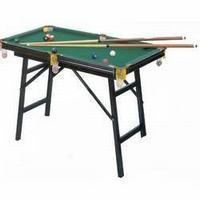 China pool table, snooker table on sale