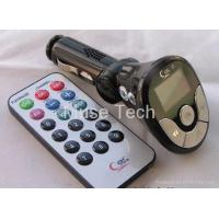 Buy cheap Car FM transmitter MP3 Player 1GB from wholesalers